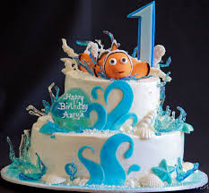 nemo cake toppers another nemo cake baked in heaven