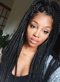 big braids hairstyles amazing 25 best ideas about big box braids hairstyles on