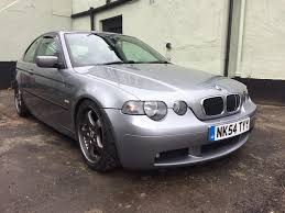 bmw 318ti compact m sport low mileage modified in newcastle