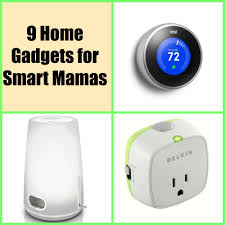 9 smart home gadgets for 2013 smarty pants mama