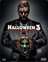 halloween 3 blu ray uncut limited edition 3d lenticular cover