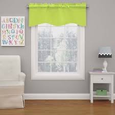 Lime Green Valances Green Valances Window Treatments Home Decor Kohl U0027s