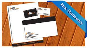 Business Letterhead Design Vector Stationery Design