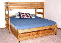 King Bunk Bed Welcome To Way Out Bunk Beds
