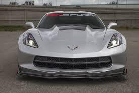 corvette front rksport 52012040 corvette c7 stingray front splitter carbon fiber