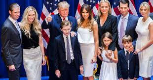 Where Does Donald Trump Live In Florida Meet The First Family Taking Over The White House Who U0027s Who In