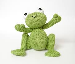 knitted frog prince pattern row 14 help oliver boliver