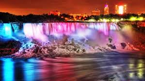 niagara falls festival i want to see the winter lights one day