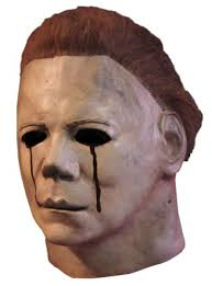 tears of blood michael myers halloween ii mask buy online at