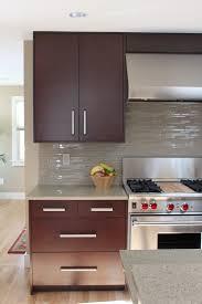 glass tile backsplash with dark cabinets glass tile backsplash pictures kitchen contemporary with ceiling