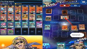 yu gi oh duel links fire king island red dragon ninja combo
