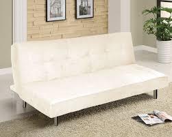 Microfiber Futon Couch Idea Nuova Urban Shop Microfiber Convertible Sofa U0026 Reviews Wayfair
