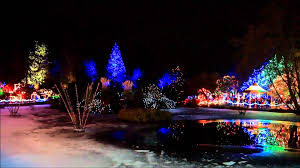 Vandusen Botanical Garden Lights 2013 Festival Of Lights Vandusen Botanical Garden