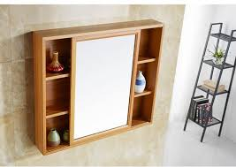multi dimension space aluminum bathroom cabinet mirror box cabinet