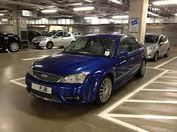 peugeot onyx top gear dream car spotter ford mondeo st220