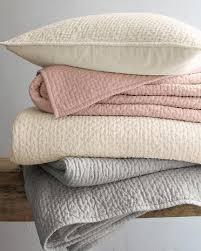Garnet Hill Duvet Cover Bedding Eilza Pink Quilt