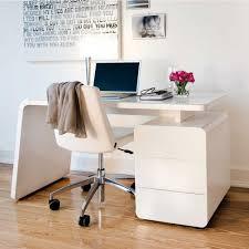 Schmaler Pc Tisch Schreibtisch Weiß Hochglanz Glas Saigonford Info