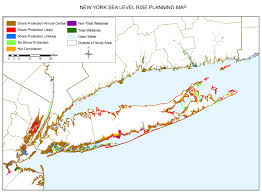 State Of New York Map by Adapting To Global Warming