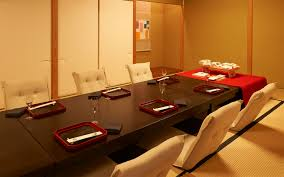 private dining room shunbou japanese restaurants at a