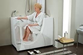 Walk In Bathtubs For Elderly Bathroom Best Walk In Tub Get Designed For Seniors Hydrotherapy