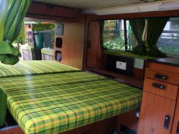 Vw T2 Campervan Interiors Vw Type 2 Bay Westfalia The Elusive U0027oxford U0027 Conversion Question