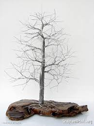 aluminum wire tree sculpture 1276 sculptureartists org