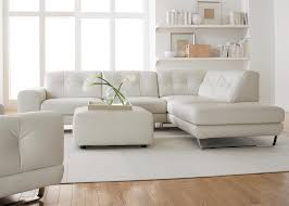 Best Deals On Sectional Sofas Sofa Captivating White Contemporary Sofa White Leather