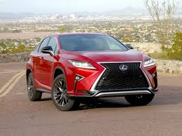 lexus suv review ratings and review 2017 lexus rx ny daily