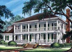Southern Plantation Style Homes Home Plans Homepw24250 3 758 Square Feet 5 Bedroom 4 Bathroom
