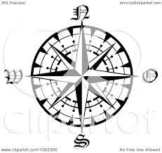Map Compass Fantasy Map Compass
