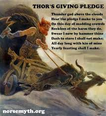 take the thor s giving pledge america s thanksgiving on