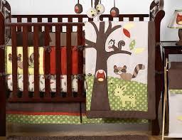 Woodland Animals Crib Bedding Woodland Animals Nursery Bedding