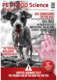 pet food science magazine