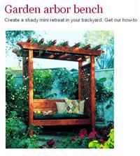 Backyard Arbor Ideas Free Arbor Plans How To Build An Arbor