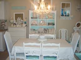 not so shabby shabby chic dining room