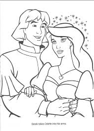image swan princess official coloring page 36 png the swan