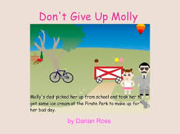 Bad Day Go Away A Book For Children Don T Give Up Molly Free Books Children S Stories