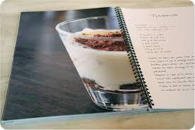 idée créer livre de recettes personnalisé