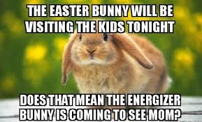 Chocolate Bunny Meme - funny easter bunny meme 2018
