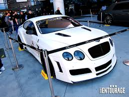 bentley modified sema 2011 secret entourage