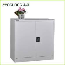 half height small steel cupboard 2 door metal file cabinet buy