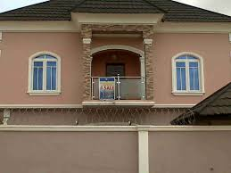 2 different houses for sale at abimbola estate along old agege