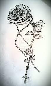 rosary cross ideas