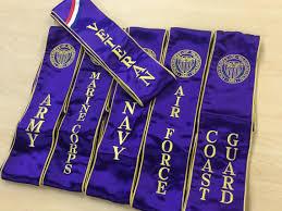 customized graduation stoles graduation stoles uw tacoma