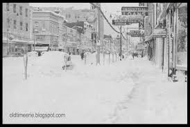time erie state snowstorm thanksgiving 1956