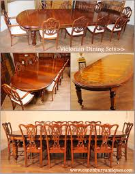 Victorian Dining Room Chairs by Victorian Dining Sets Canonbury Antiques Jpg