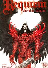 requiem chevalier vampire 9 la cité des pirates issue