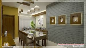 beautiful interior design ideas kerala house design dining hall