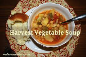 harvest vegetable soup sally twellman