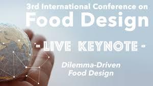 food design keynote dilemma driven food design with deger